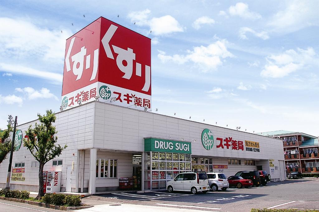 スギ 薬局 店舗